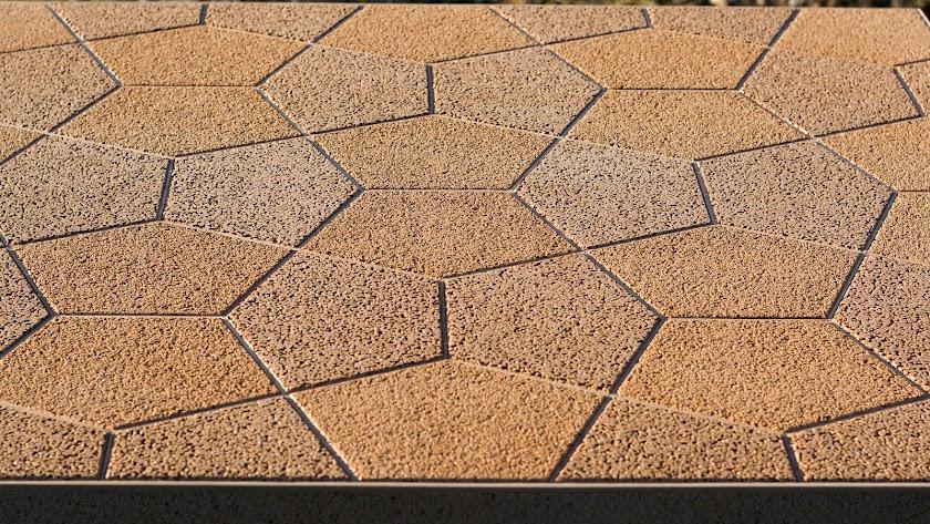 Recubrimientos originales y sostenibles fabricados con hueso de aceituna.
