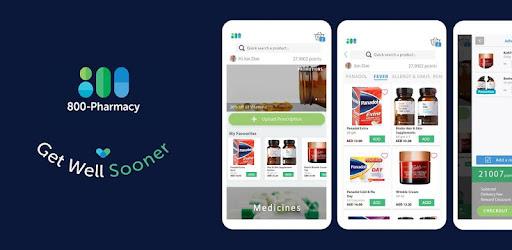 800 Pharmacy - Apps on Google Play