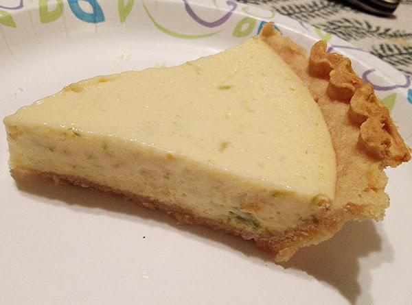 Key Lime Pie Recipe