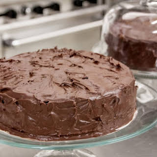 Original Best Foods Chocolate Mayonnaise Cake.
