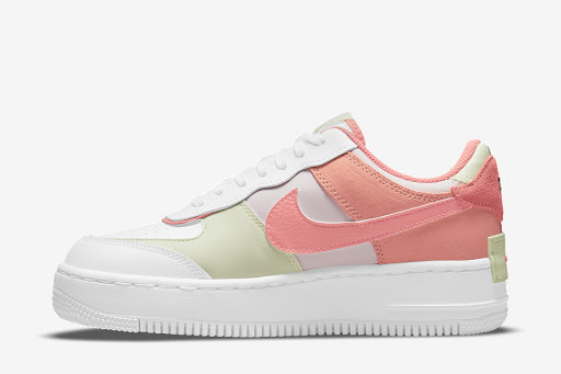 """More Refreshing Summer Colorways Appear On The Nike Air Force 1 Shadow """"Magic Ember"""""""