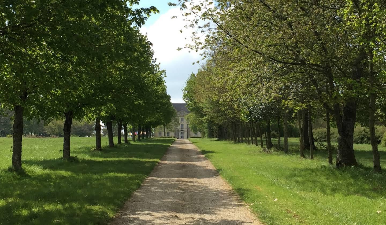 Château classé monument historique Yonne