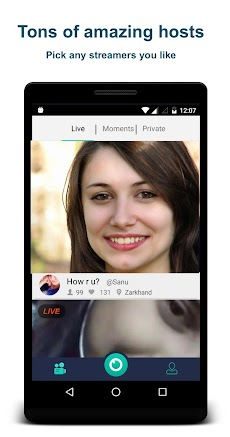 StreamNow - Live Video Streaming Appのおすすめ画像1