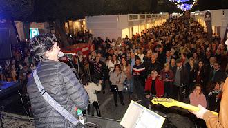 El Paseo se llenó en la segunda jornada de Sabores Almería con las distintas actividades programadas.