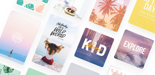 Easily edit images, add captions to pictures, design logos & wow on social media