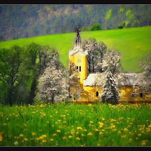 Kostolík zima jar.jpg
