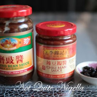 Iron Chef Chen's Mapo Tofu