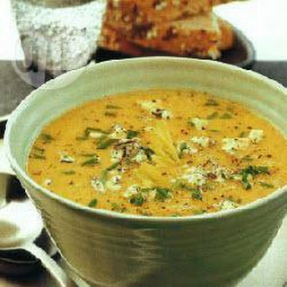 Red Lentil and Celery Soup.