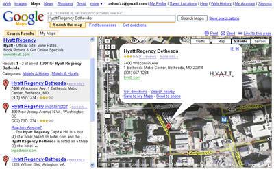 Hyatt Regency Bethesda