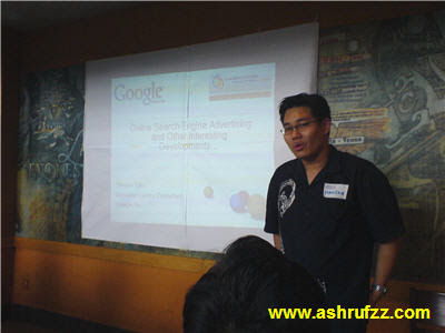 Country Consultant Malaysia, Google Inc.