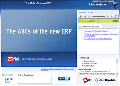 The New ABCs of The New ERP