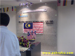 MA Technologies Sdn Bhd Front Desk
