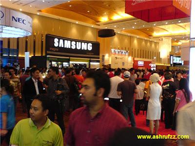 KLCC PC Fair 2007 Crowd