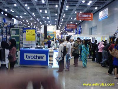 KLCC PC Fair 2007 Hall