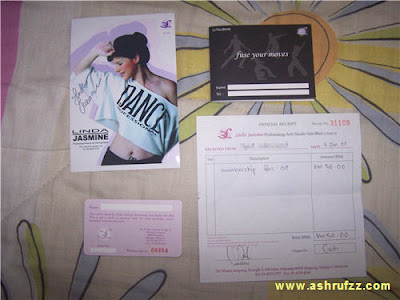 Linda Jasmin Dance Membership Kit