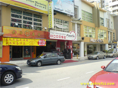 Fasfik Kepong Branch