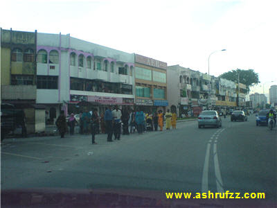 Pre Thaipusam Day 2008 View at Jln Ipoh