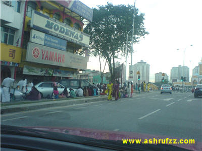 Another Pre Thaipusam Day 2008 View at Jln Ipoh