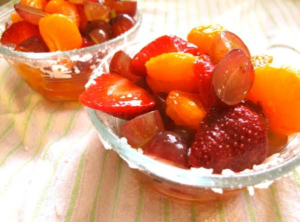 Summertime Margarita Fruit Salad Recipe