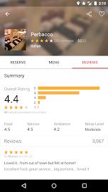 OpenTable: Restaurants Near Me Screenshot 3