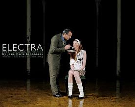 Photo: ELECTRA (MYTHOLOGICAL SERIES) in Copenhagen, Denmark, 2005. © concept & photo by jean-marie babonneau all rights reserved http://www.betterworldinc.org  feat. actor Albert Nielsen & model Anna Helga Jónsdóttir.