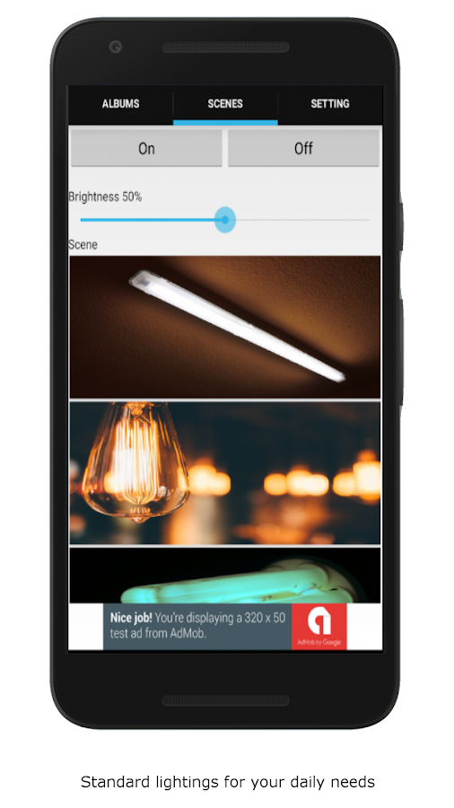 LifeHue - for Philips Hue Lights- screenshot