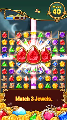 Jewels Mystery: Match 3 Puzzle 1.0.3 screenshots 1