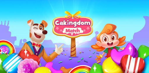 Cakingdom Match Mod Apk 0.5.5.30 (Unlimited money)