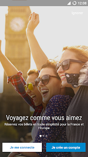 Voyages-SNCF Screenshot 8
