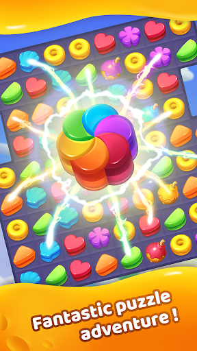 Cookie Crunch - Matching Puzzle Game 1.0.4 screenshots 2