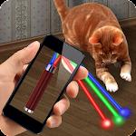 Laser Point 100 Beams Cat Joke icon