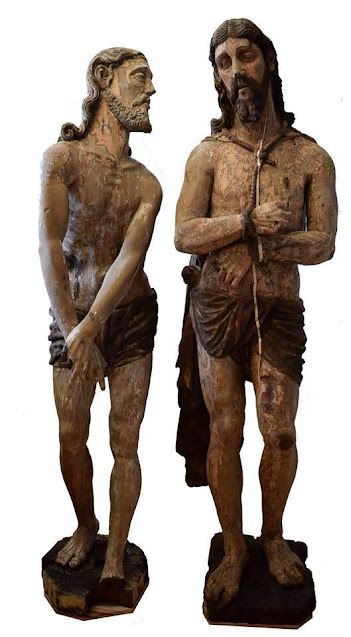 Misericórdia e Museu de Lamego apelam a mecenas para restaurar esculturas do século XVI