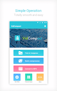 Video to MP3 Converter,Video Compressor-VidCompact Screenshot