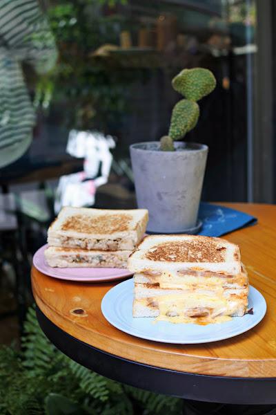 新北 | 板橋| Lazy Pig Sandwich 三明治專賣店| 江子翠早午餐