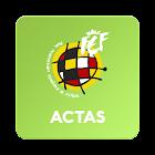 RFEF Actas icon