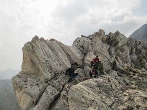 Photo: На перевале Моренном