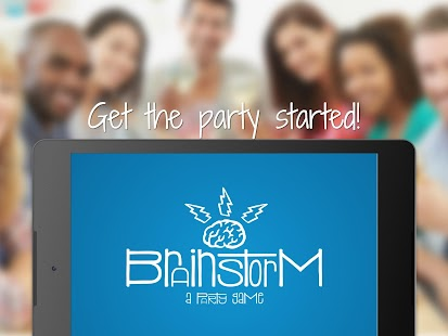 Brainstorm - a party game- screenshot thumbnail