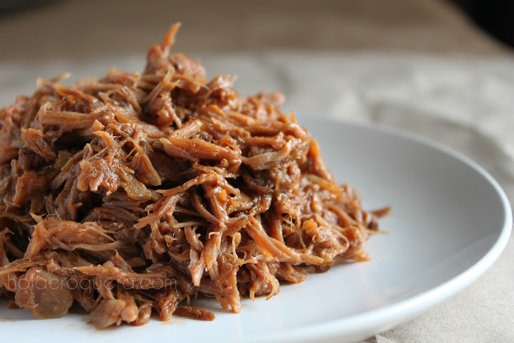 Sweet And Tangy Slow Cooker Bar-B-Q Pork Recipes — Dishmaps
