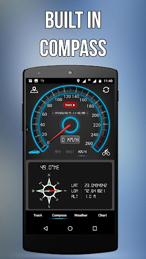 GPS Speedometer  screenshots 5