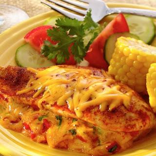 Cheddar & Chipotle Chicken