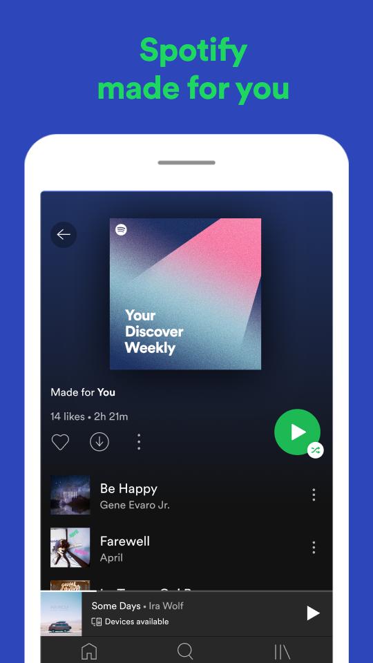 Spotify untuk Android - Apk Unduh