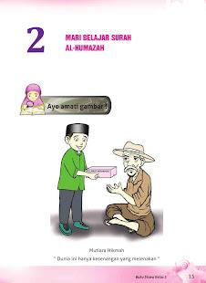 Download Buku Siswa Kelas 3 MI Qur'an Hadis Revisi 2016 For PC Windows and Mac apk screenshot 12