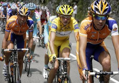 """Na Armstrong laat ook andere dopingzondaar zich uit over gestolen Tour-trofee Thomas: """"Liever gestolen dan trofee nooit krijgen door enkele Nederlandse bankiers"""""""
