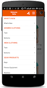 MagentoShop - Shopping App screenshot 2