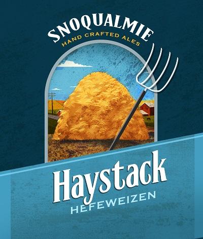 Logo of Snoqualmie Haystack Hefeweizen