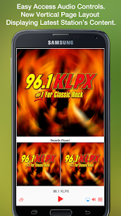 96.1 KLPX- screenshot thumbnail