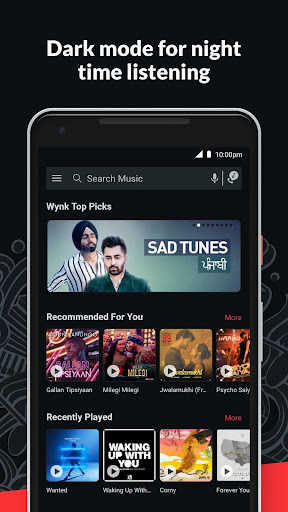 Wynk Music - Download & Play Songs, MP3, HelloTune screenshot 1
