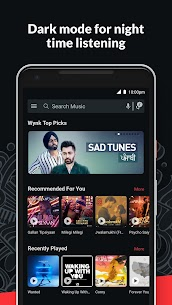 Wynk Music Mod Apk – Download & Play Songs, MP3, HelloTune 1