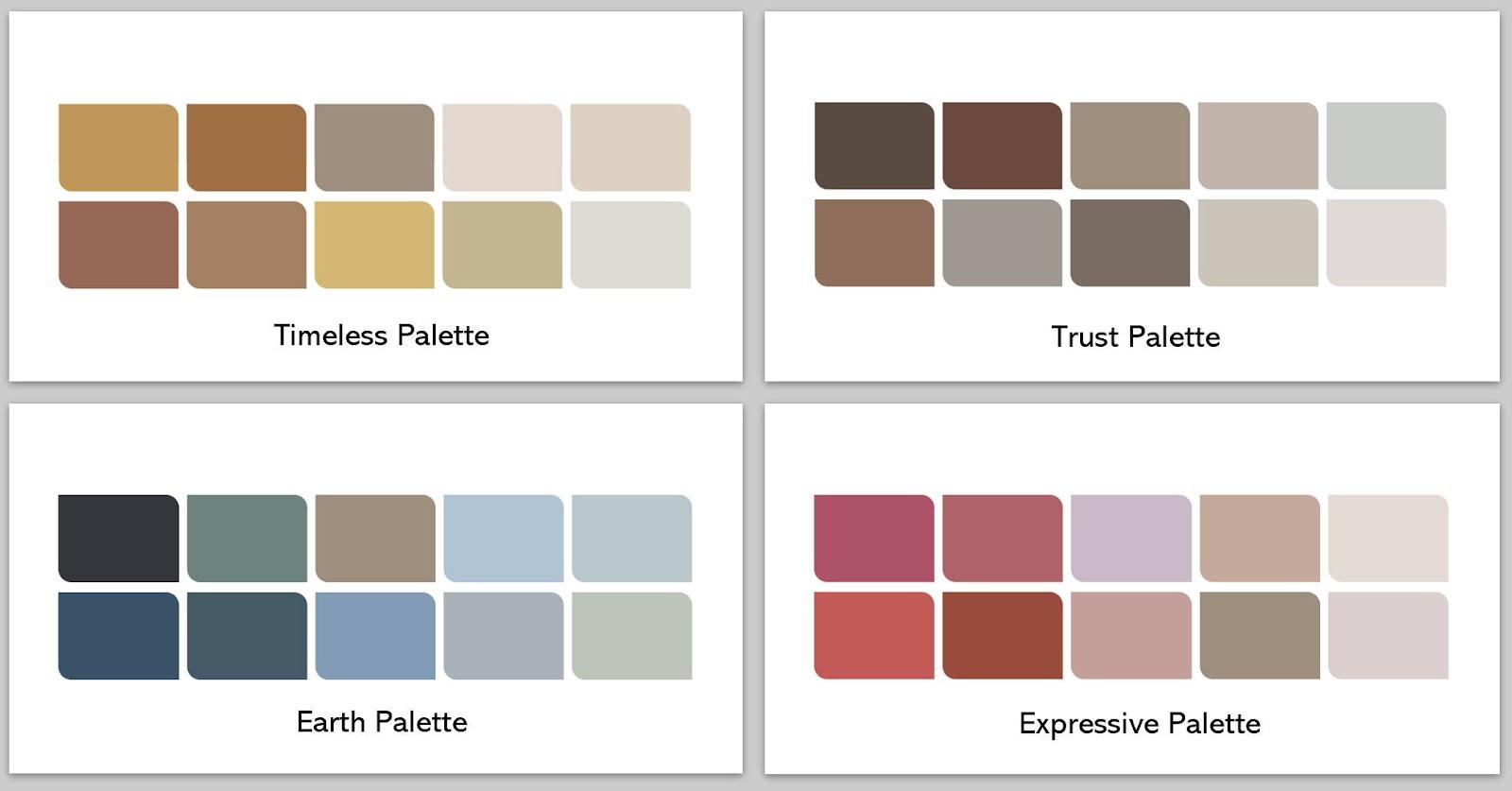 Lựa chọn những gam màu trung tính cho phòng ngủ của bạn