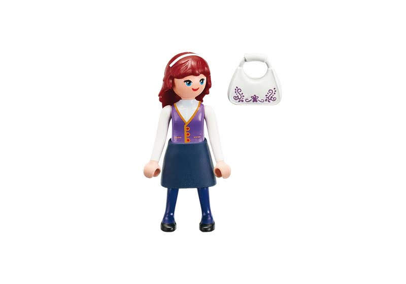 Contenido Real de Playmobil® 9481 Maricela